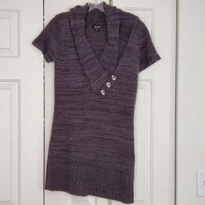 Alyx gray sweater dress